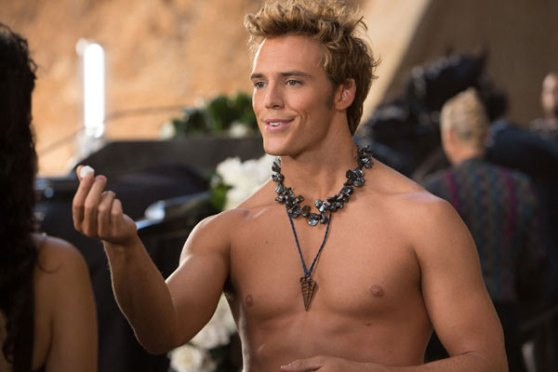 The Hunger Games Sam Claflin